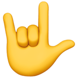 i-love-you-hand-sign emoji